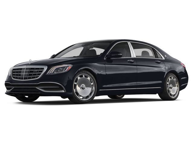 2020 Mercedes-Benz Maybach S 650 Sedan