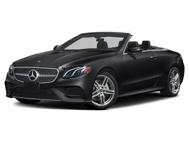 2020 Mercedes-Benz E-Class Convertible