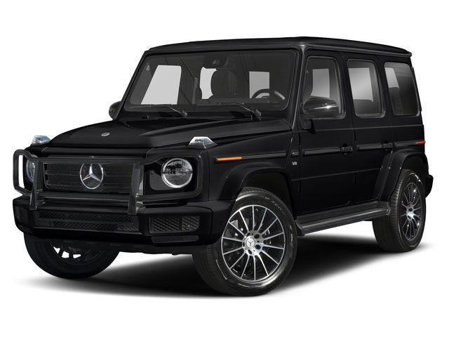 2020 Mercedes-Benz G-Class SUV