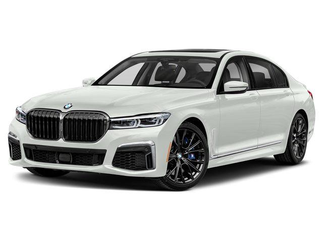 2021 BMW M760i Sedan