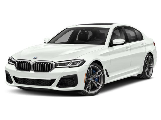 2021 BMW M550i Sedan