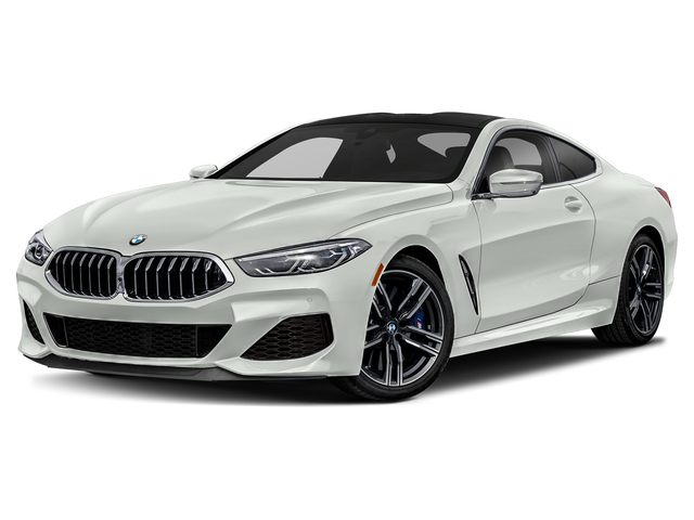 2021 BMW M850i Coupe