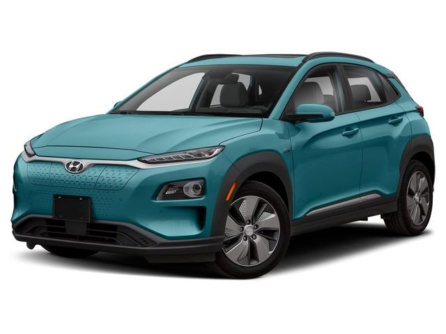 2021 Hyundai Kona Electric SUV