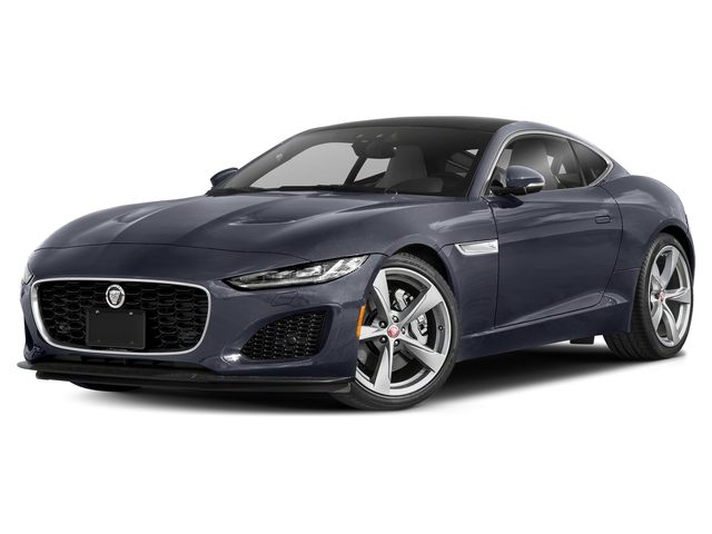 2021 Jaguar F-TYPE Coupe