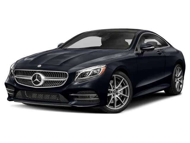 2021 Mercedes-Benz S-Class Coupe