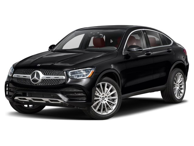 2021 Mercedes-Benz GLC 300 Coupe