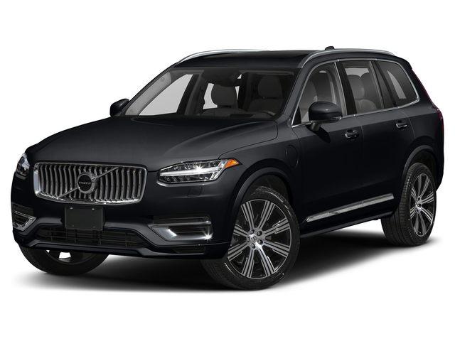 2021 Volvo XC90 Recharge Plug-In Hybrid SUV Digital ...