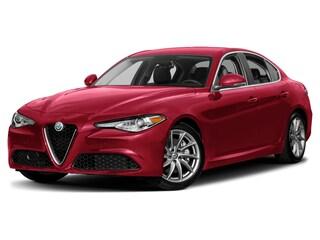 2019 Alfa Romeo Giulia Sedan
