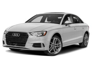 Certified 2019 Audi A3 2.0T Titanium Premium Sedan for sale at McKenna Audi - serving LA