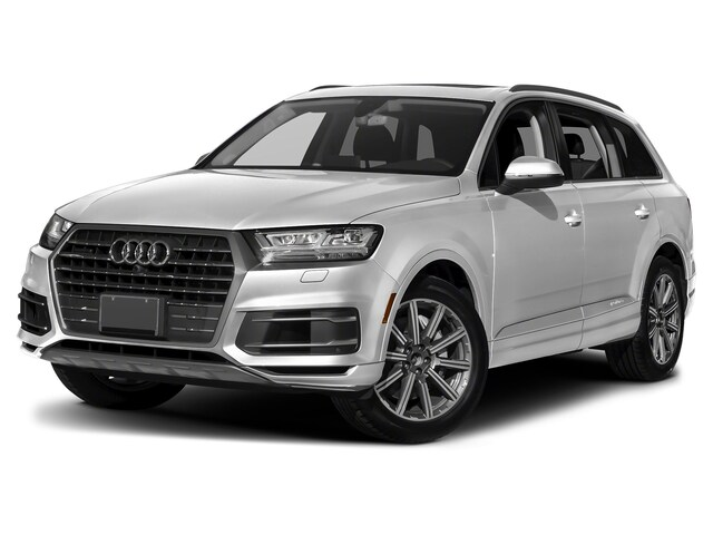 New 2019 Audi Q7 SUV near San Antonio