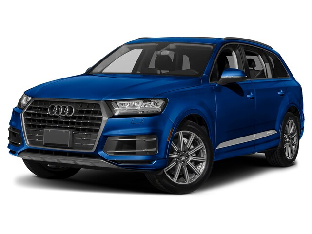 New Audi 2019 Audi Q7 SUV for sale in Westchester County NY
