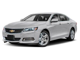 New 2019 Chevrolet Impala LT w/1LT Sedan for sale near Jasper, IN