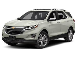 Pre-Owned 2019 Chevrolet Equinox Premier SUV 4214P for sale in Jackson, WY