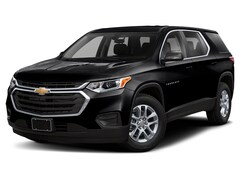 Used 2019 Chevrolet Traverse LS w/1LS SUV for sale in Stratham, NH
