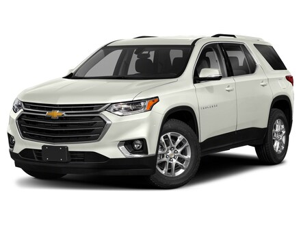Featured Used 2019 Chevrolet Traverse LT Leather SUV for sale near you in Storm Lake, IA