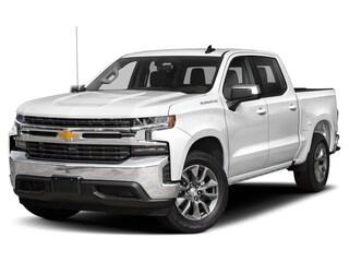 New 2019 Chevrolet Silverado 1500 Silverado Custom Truck Crew Cab for sale near Jasper, IN