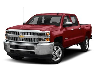Used 2019 Chevrolet Silverado 2500HD LT Truck Crew Cab for Sale in Levittown, PA, at Burns Auto Group