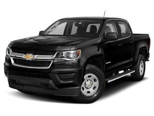2019 Chevrolet Colorado 2WD Crew Cab 128.3 Work Truck Crew Cab Pickup