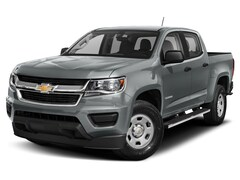 2019 Chevrolet Colorado 4WD Crew CAB LT Truck Crew Cab