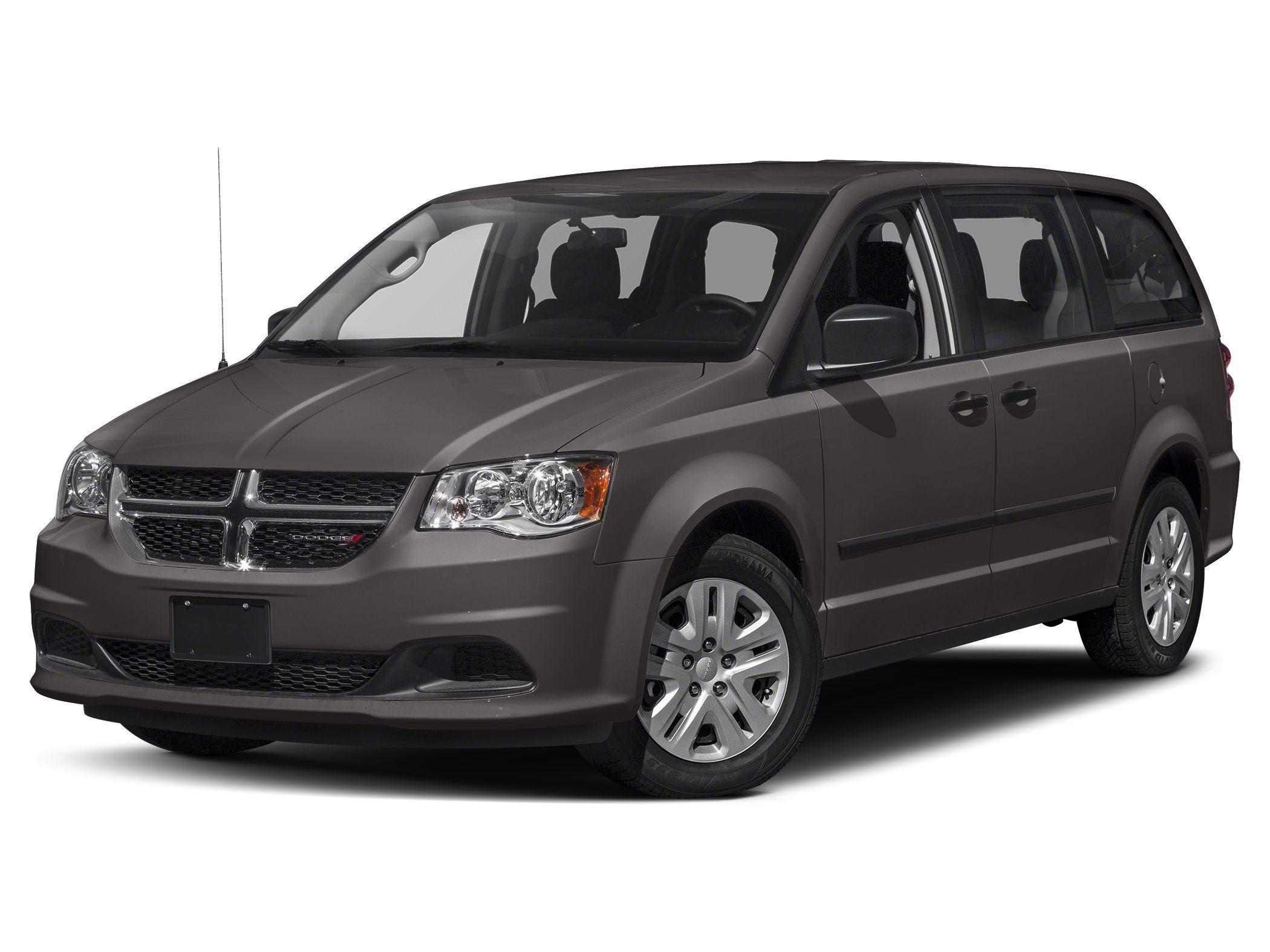 2019 Dodge Grand Caravan Wagon