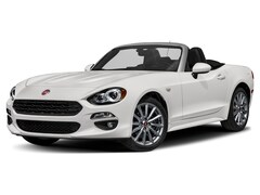 Used 2019 FIAT 124 Spider For Sale in El Paso
