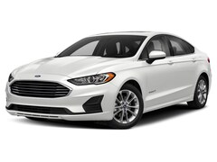 Used 2019 Ford Fusion Hybrid For Sale in El Paso