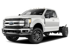 2019 Ford F-350 Chassis XL Truck Super Cab 4x4