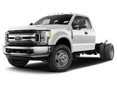 2019 Ford F-350SD XL 9ft Landscape Body with Plow Truck
