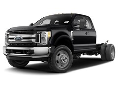 2019 Ford F-450 Chassis XL 4x4  Super Cab 168 in. WB DRW Commercial-truck