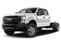 2019 Ford F-550 Chassis 12FT Platform Body Truck Crew Cab