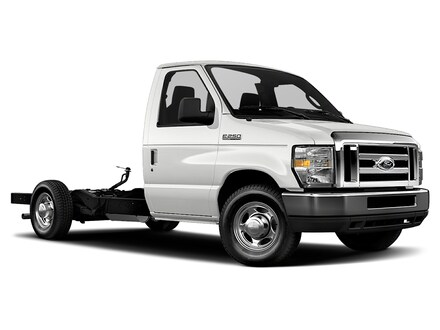 2019 Ford E-Series Cutaway Specialty Vehicle