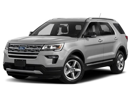 2019 Ford Explorer Limited Limited  SUV