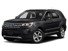 Certified Pre Owned 2019 Ford Explorer XLT SUV in San Angelo, Texas