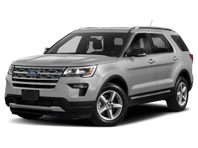 Used 2019 Ford Explorer XLT XLT 4WD Albuquerque