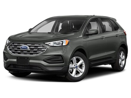 Featured New 2019 Ford Edge SE SUV for Sale in Jamestown, NY