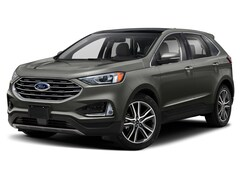 Used 2019 Ford Edge SEL SEL AWD in Jasper, IN