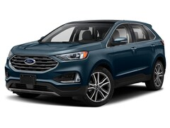Used 2019 Ford Edge SEL SUV 2FMPK4J97KBB23644 for Sale in Alexandria, MN
