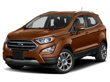 New 2019 Ford EcoSport SE Crossover for sale in Rochester, NY