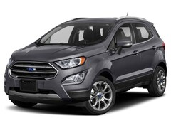 Used 2019 Ford EcoSport SUV MAJ6S3GL5KC303790 Lawrenceville, New Jersey