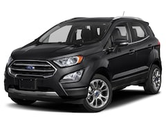 Used 2019 Ford EcoSport SUV MAJ6S3GL1KC277012 Lawrenceville, New Jersey