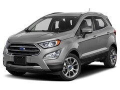 Used 2019 Ford EcoSport SUV MAJ6S3GL9KC303789 Lawrenceville, New Jersey