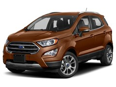 Used 2019 Ford EcoSport Titanium SUV for sale in Murphy, NC