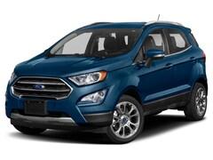 2019 Ford EcoSport Titanium AWD Titanium 4WD