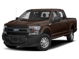 2019 Ford F-150 XLT 4WD Supercrew 5.5 Box truck