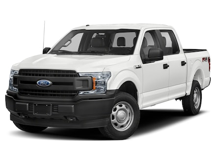 2019 Ford F-150 XL 4x4 XL  SuperCrew 5.5 ft. SB