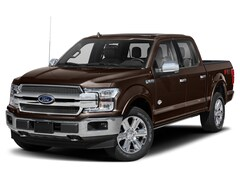 New 2019 Ford F-150 2019 FORD F-150 KING RANCH CREW CAB  145 WB 4WD for sale in East Windsor, NJ at Haldeman Ford Rt. 130