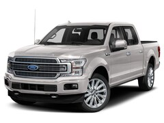 2019 Ford F-150 Limited Crew Cab Short Bed Truck