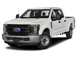 2019 Ford F-350 Super Duty XLT 4x4 XLT  Crew Cab 8 ft. LB SRW Pickup