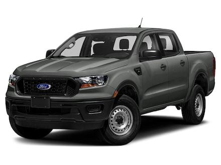 2019 Ford Ranger Crew Cab Truck