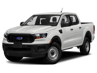 New 2019 Ford Ranger Truck SuperCrew near San Diego
